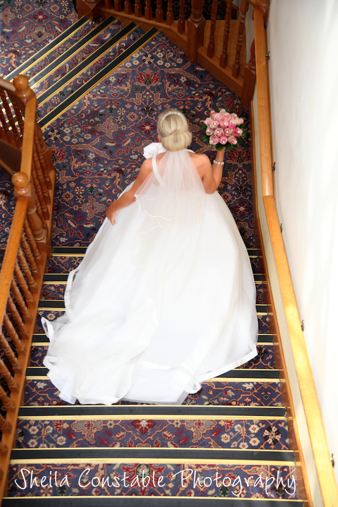 Wedding Photography At The Grange Restaurant And Bar Wallington Sheila Contstable Photography