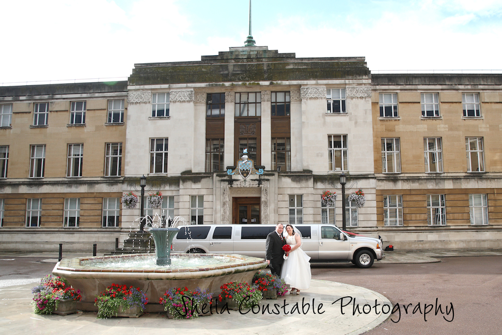 Wedding Photography At Wandsworth Register Office Sheila