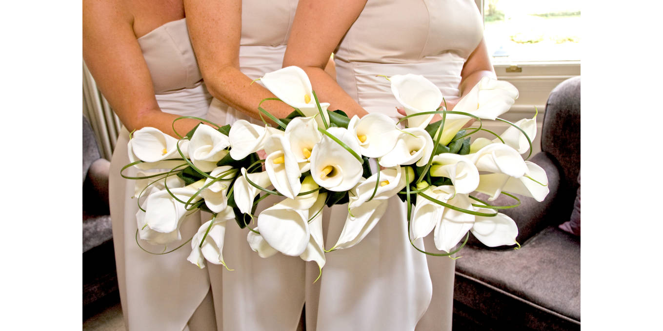 bridesmaid boquets