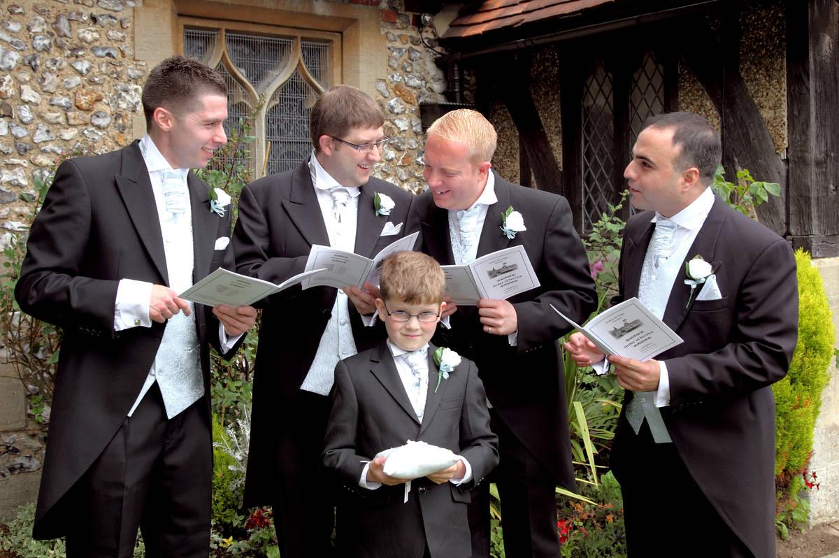 Surrey Wedding Photographers - 028