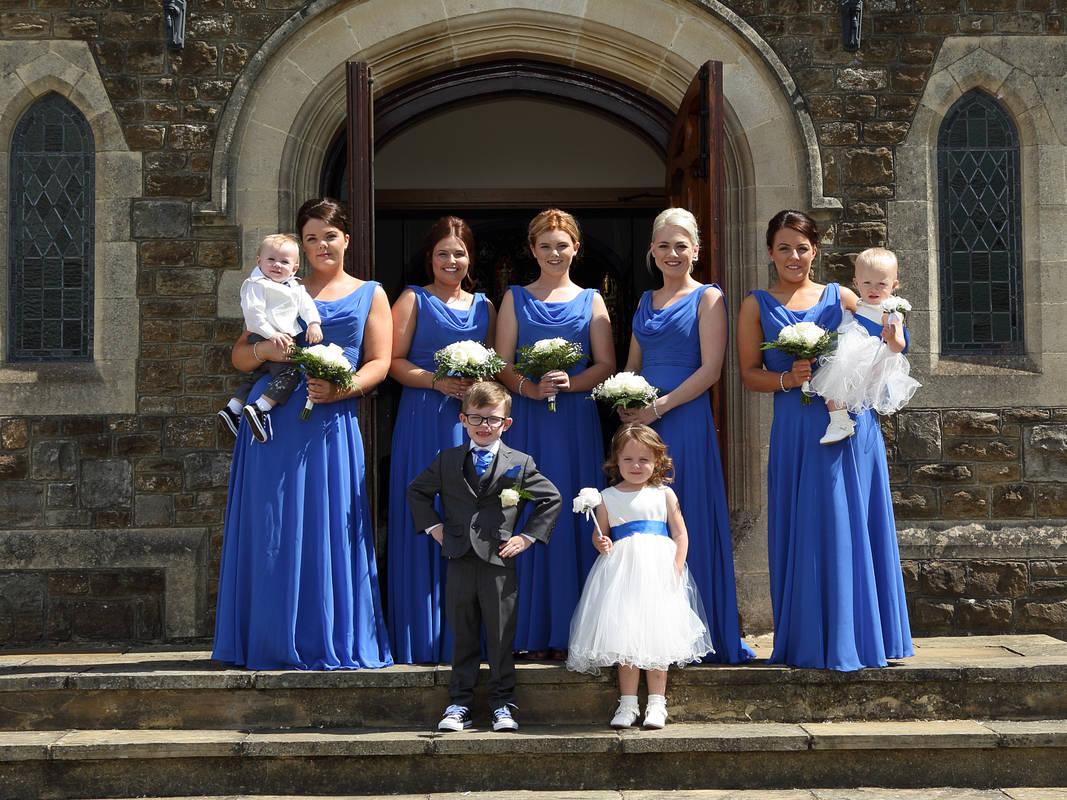 Surrey Wedding Photographers - 036