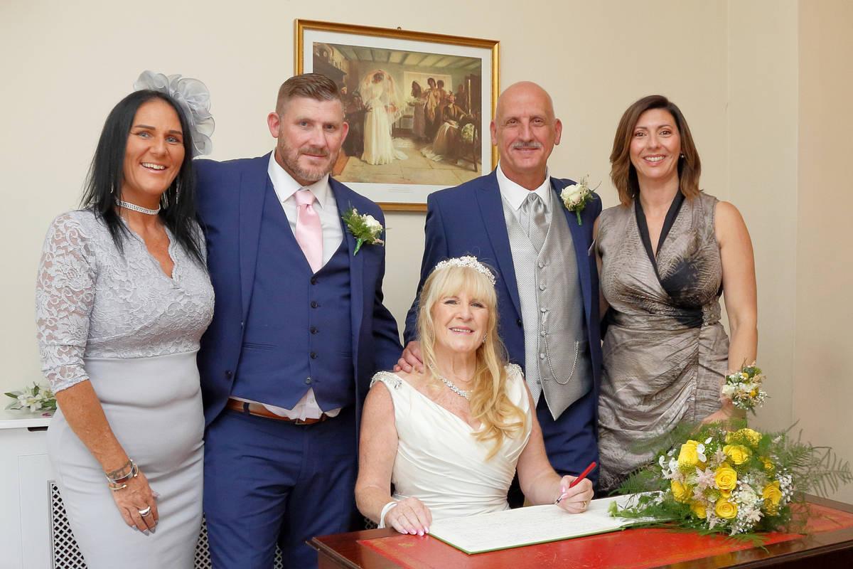 Surrey Wedding Photographers - 051