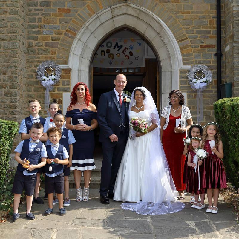 Surrey Wedding Photographers - 062