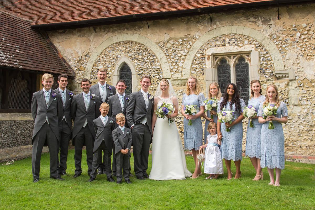 Surrey Wedding Photographers - 065