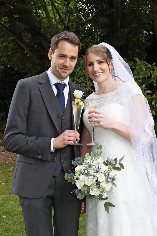 Surrey and London Wedding Photographers - 011